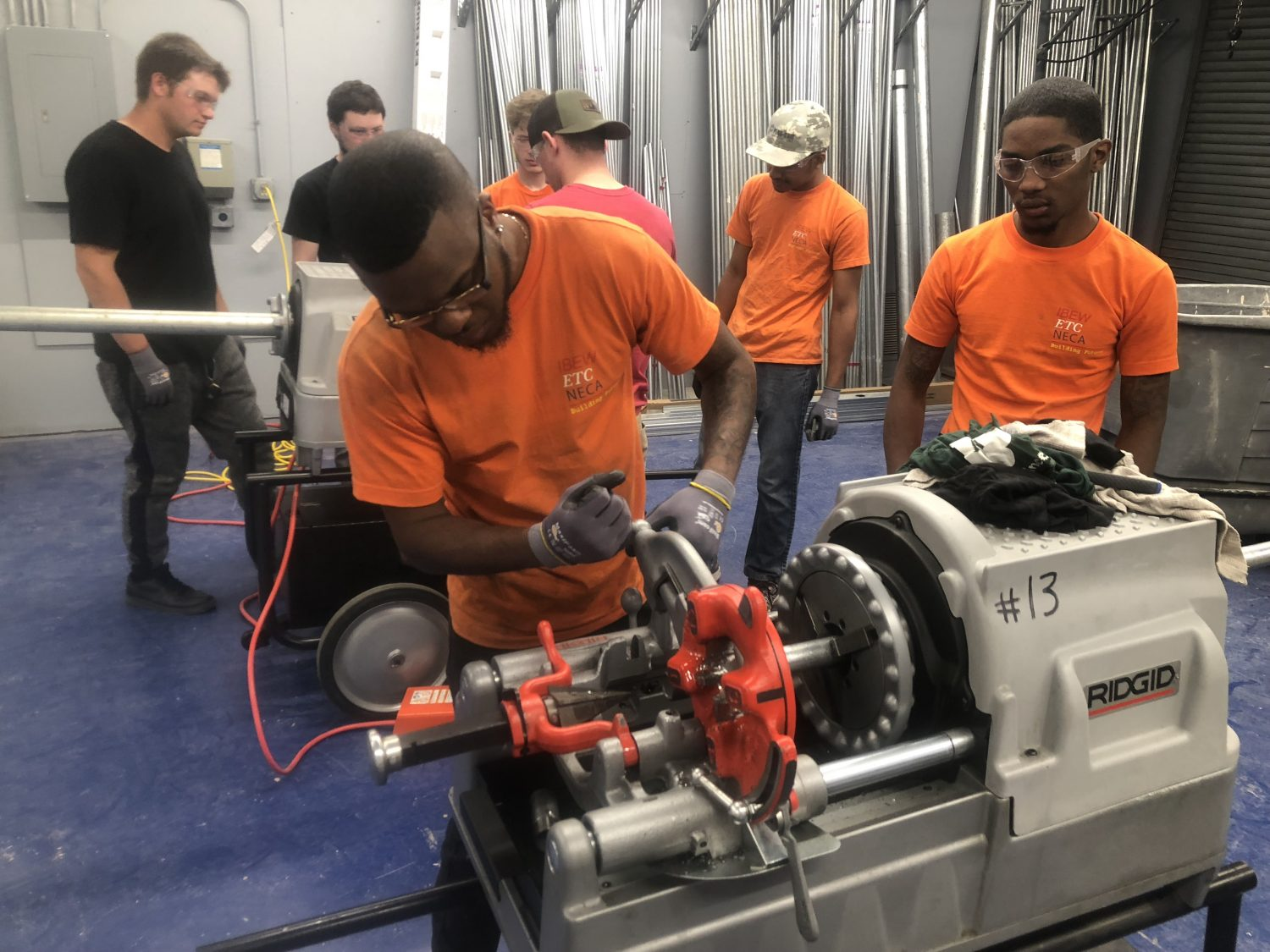 The Electrical Trades Center Offers IBEW Training Programs